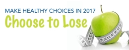 choose to loose graphic